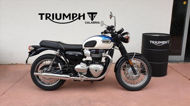 Triumph Bonneville T100 Nuova Triumph Calabria Concessionario