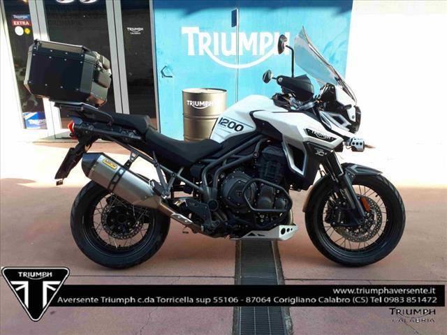 5e4fdac11 Moto Triumph Calabria Concessionario Ufficiale Triumph Corigliano ...